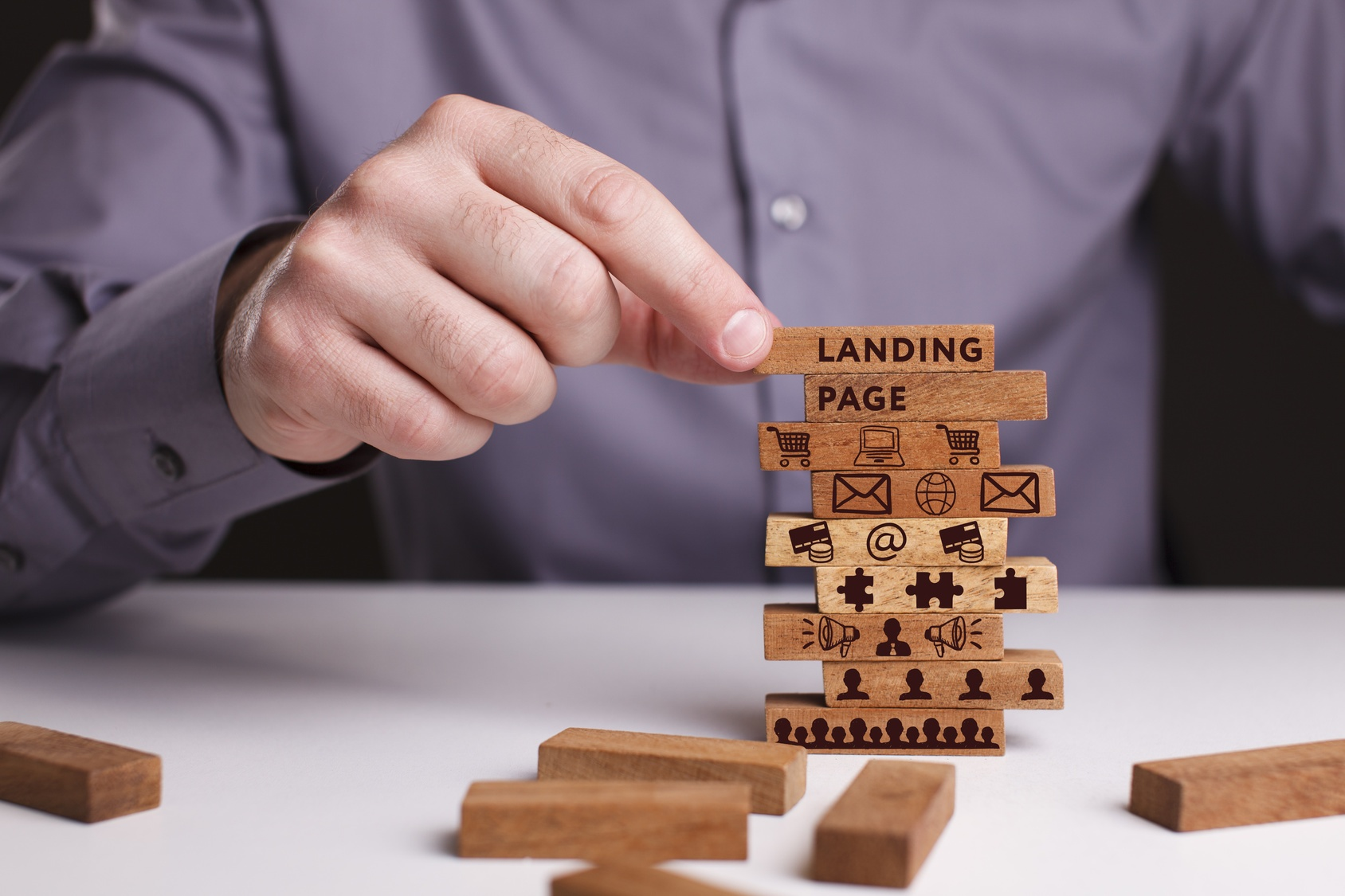 Must-Have Ingredients For Landing Page Success