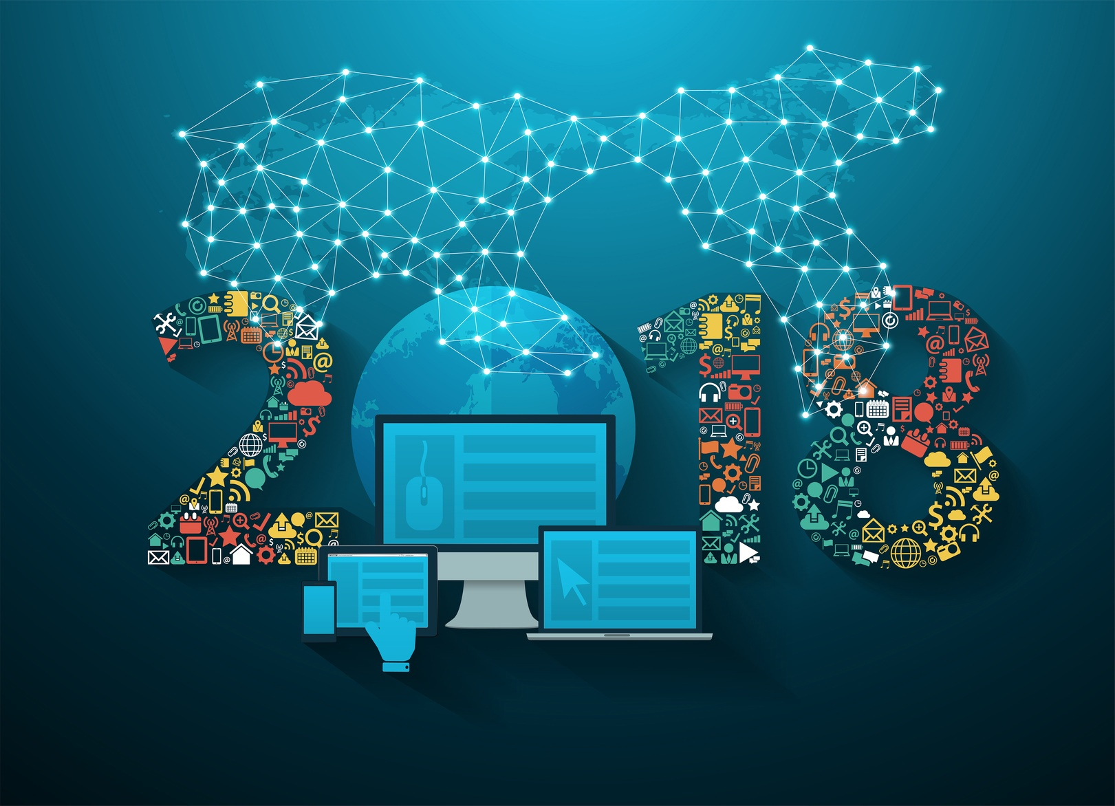 Digital Marketing Trends in 2018: Lessons and Opportunities